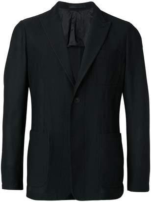 Giorgio Armani mesh blazer