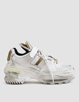 Maison Margiela White Chunky Sneaker
