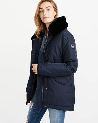 Abercrombie & Fitch The A&F Cozy Parka