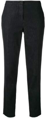 Fabiana Filippi cropped tapered trousers