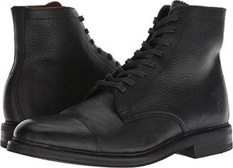 Frye Men's Seth Cap Toe Lace Up Boot