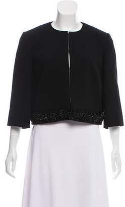 Emilio Pucci Embellished Wool Jacket