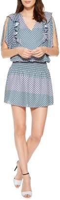 Parker Luisa Print Dress