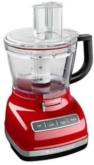 KitchenAid 14-Cup Food Processor with Commercial-Style Dicing Kit - Model KFP1466