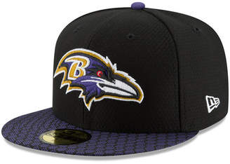 New Era Baltimore Ravens Sideline 59FIFTY Cap