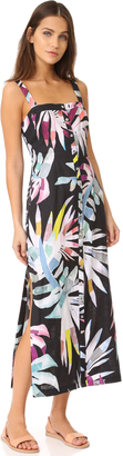Mara Hoffman Sheath Midi Dress $350 thestylecure.com