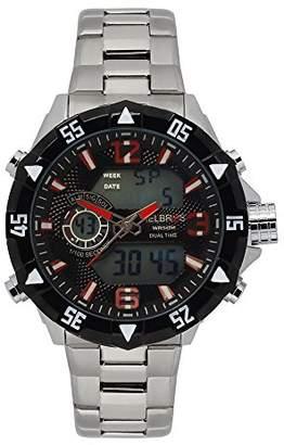 Croton Men's 'CX2' Quartz Stainless Steel Watch