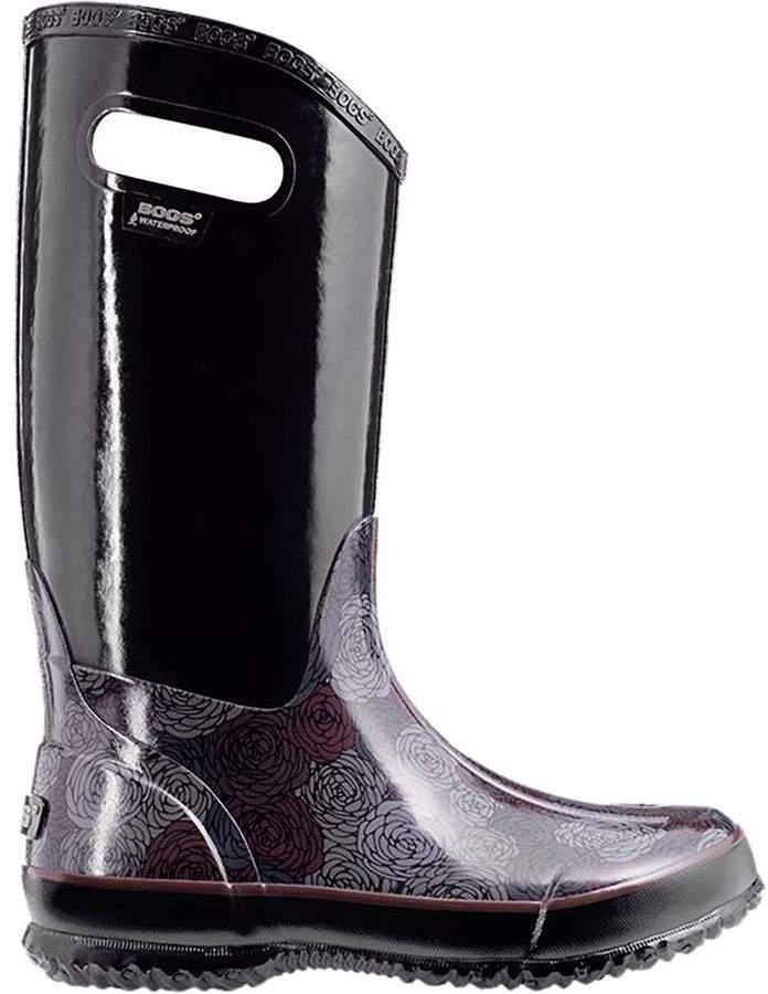 Bogs Rain Rosey Boot
