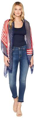 Collection XIIX Americana Flag Wrap Women's Clothing
