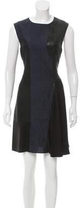 Stella McCartney Silk Brocade Dress w/ Tags