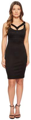 Versace Sleeveless Printed Dress Women's Dress