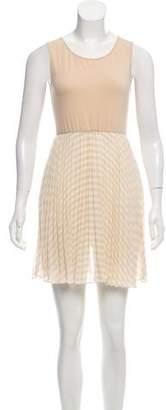 Max Mara Weekend Sleeveless Mini Dress
