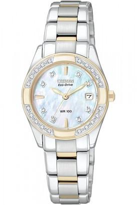 Citizen Ladies Regent Diamond Watch EW1824-57D