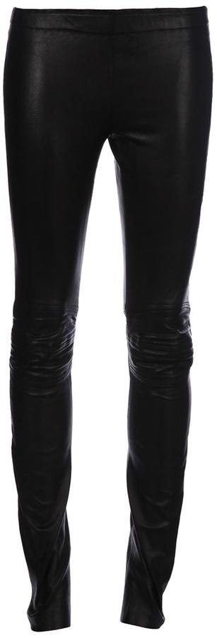 Stouls leather leggings