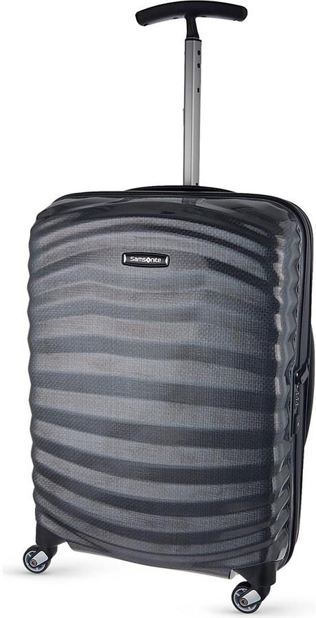 SamsoniteSamsonite Lite-Shock spinner 55 four-wheel cabin suitcase