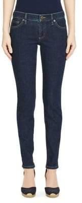 Lauren Ralph Lauren Petite Petite Superstretch Skinny Jeans