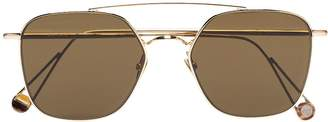 AHLEM 22k gold plated Place de la Concorde sunglasses