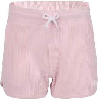 Converse Girls Drapey Rib Short - Pink