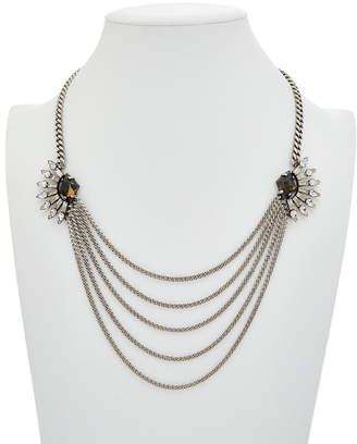 Dannijo Phoebe Quilted Necklace
