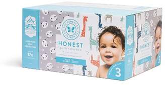 The Honest Company Disposable Diapers Giraffes & Pandas - Size 3 (136ct)