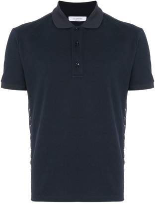 Valentino Rockstud Untitled polo shirt