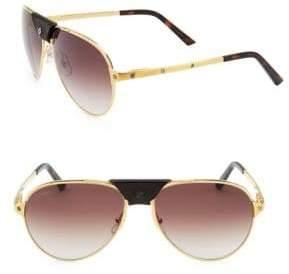 Cartier Santos Classic Sunglasses