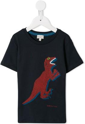 Paul Smith printed dinosaur T-shirt
