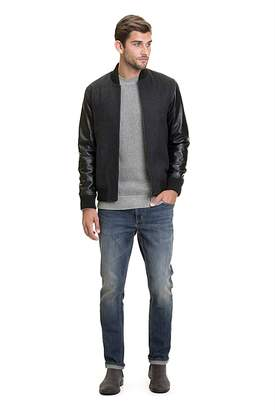 Country Road Collegiate Bomber Jacket