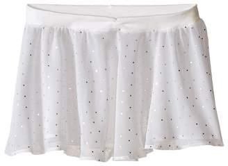 Bloch Georgette Sequin Dot Skirt Girl's Skirt