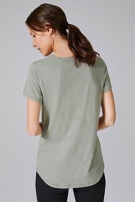 Country Road Cotton Slub T-Shirt