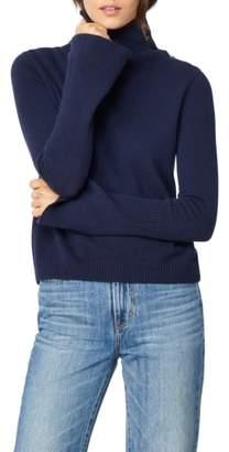 Habitual Colette Funnel Neck Cashmere Sweater