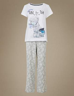 Tatty Teddy Novelty Short Sleeve Pyjama Set