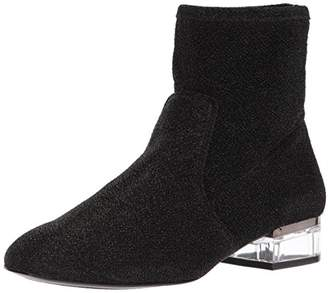 Nine West Women's URAZZA Fabric Ankle Boot