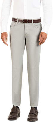 Isaia Men's Stretch-Denim Jeans
