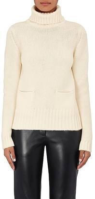 Barneys New York Women's Cashmere Turtleneck Sweater $675 thestylecure.com