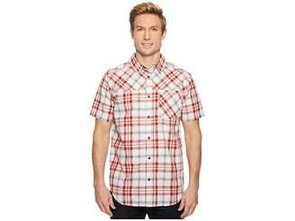 Columbia Thompson Hill Yarn-Dye Short Sleeve Shirt Men's Short Sleeve Pullover