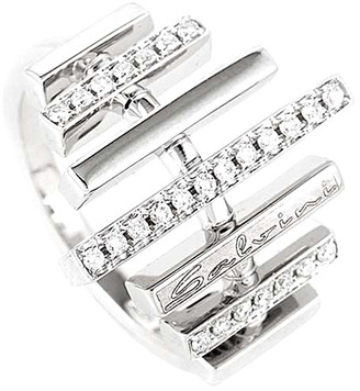 Salvini 18K 0.21 Ct. Tw. Diamond Ring