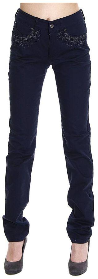 Armani JeansJeans Jeans Bull Stretch Waist High With Studs