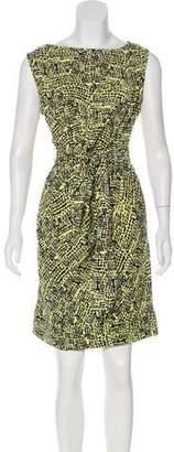 Diane von Furstenberg Silk New Della Dress