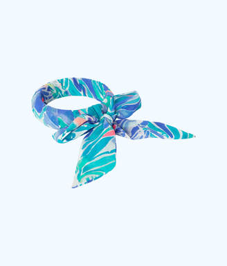 Lilly Pulitzer Fabric Wrapped Bangle