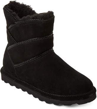 eeef19a27a713 BearPaw Leather Upper Women s Boots - ShopStyle
