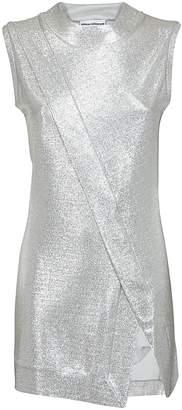 Paco Rabanne Wrap Around Mini Dress