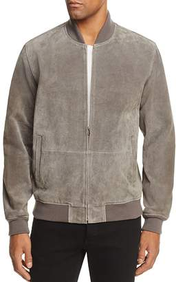 Obey Clifton Suede Bomber Jacket - 100% Exclusive