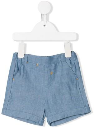Tartine et Chocolat elasticated waist shorts