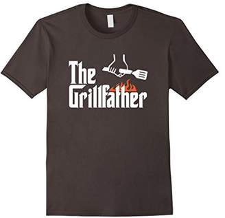 Cool The Grillfather Barbecue Grilling T-Shirt