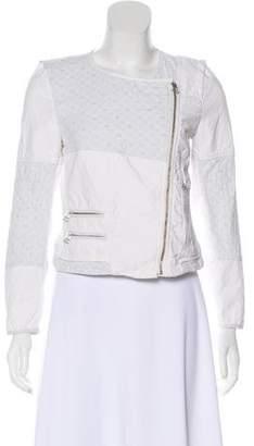 Cushnie et Ochs Long Sleeve Casual Jacket