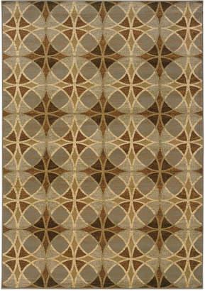 Oriental Weavers Closeout! Oriental Weavers Area Rug, Pember 5990N Harper 8' x 10'