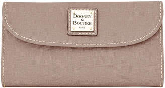 Dooney & Bourke Saffiano Continental Clutch