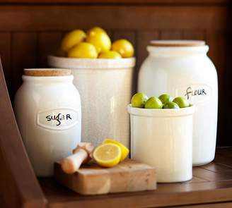 Pottery Barn Rhodes Canister