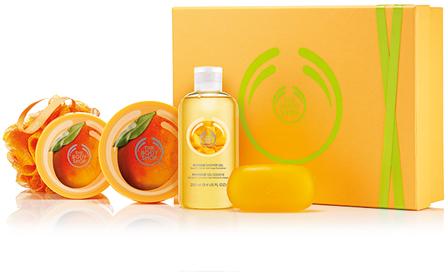 The Body Shop Medium Mango Gift